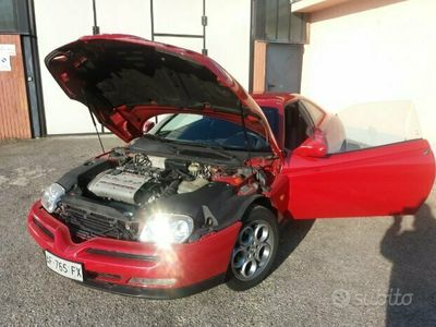 usata Alfa Romeo GTV 2.0i 16V Twin Spark cat