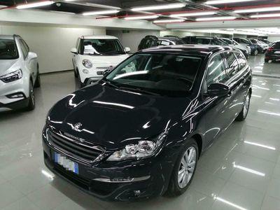 usata Peugeot 308 s.w. 1.6 hdi 120cv business navi, sensori