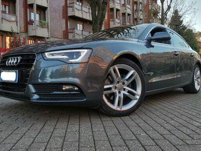 usata Audi A5 SPB 2.0 TDI 136 CV multitronic Advanc S-