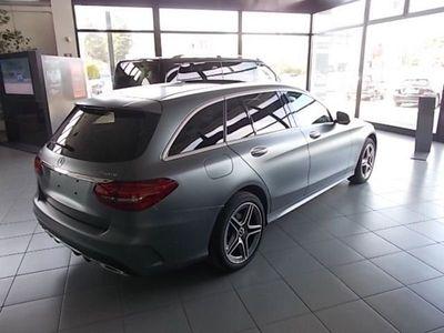 brugt Mercedes C220 Classe Cd S.W. 4Matic Pr...