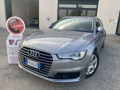 usata Audi A6 Avant 3.0 218 Cv S tronic Pelle Navi Garantita