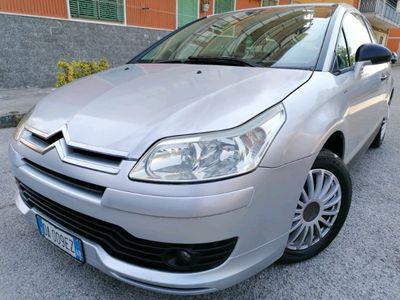 usata Citroën C4 sport 1.6 diesel del 2007 accessoriata 3 porte
