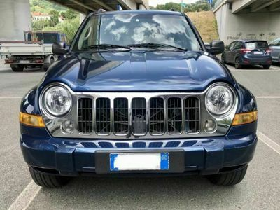 usata Jeep Cherokee 2.8 CRD LIMITED PACK