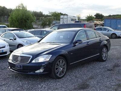 usata Mercedes S350 CDI BlueEFFICIENCY Avantgarde