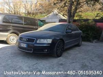 usata Audi A8 4.0 V8 TDI quattro tiptronic Diesel