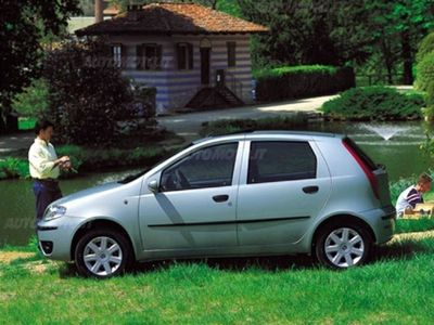 usata Fiat Punto Punto 3ª serieClassic 1.2 5 porte Active GPL