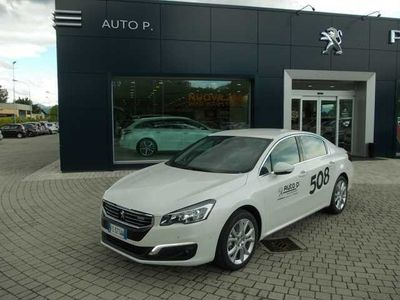 second-hand Peugeot 508 BlueHDi 120 EAT6 S&S Feline