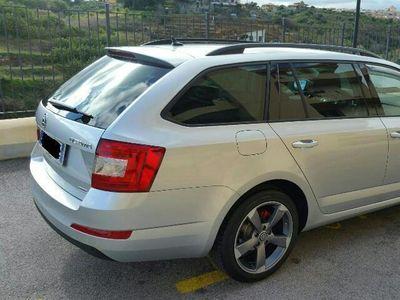 usata Skoda Octavia III wagon