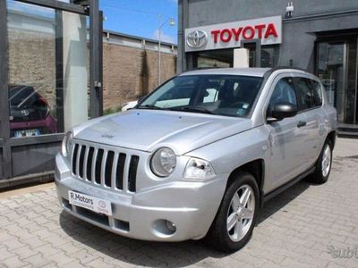 used Jeep Compass 2.0 Turbodiesel Sport