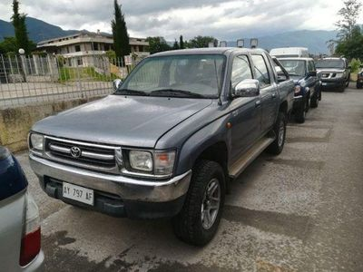 gebraucht Toyota HiLux 2.4 TD 4WD 4p. Double Cab Pup. DLX rif. 11589196