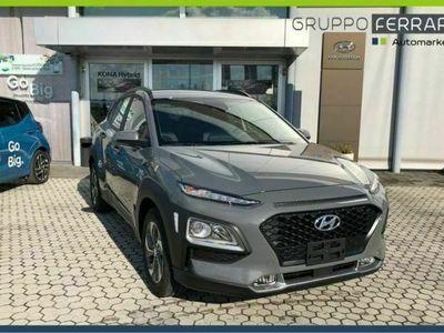 usata Hyundai Kona HEV 1.6 DCT XTech + FCA