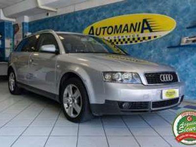 usata Audi A4 1.9 TDI/130 CV cat Avant Manuale Diesel