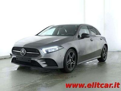"usata Mercedes A220 Automatic Premium AMG Pack Night SPECCHI ""18"