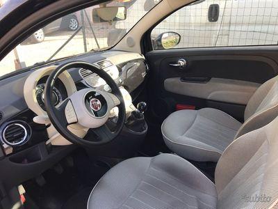brugt Fiat 500 1.2 lounge benzina