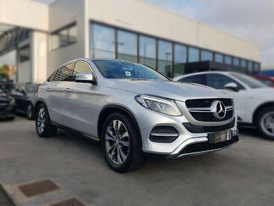 usata Mercedes GLE350 d 4Matic Coupé Exclusive Plus