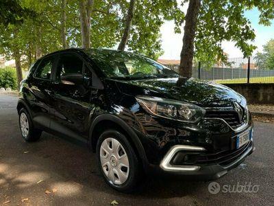 usata Renault Captur 1.5 diesel anno 2018 euro 6