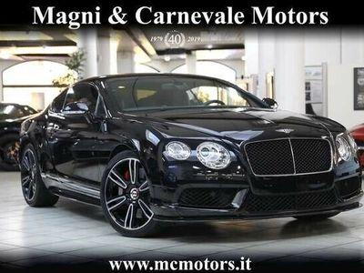 usata Bentley Continental GT V8 - CARBON PACK ESTERNO - SERVICE ESEGUITO