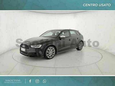 usata Audi S3 Sportback 2.0 tfsi quattro 300cv s-tronic