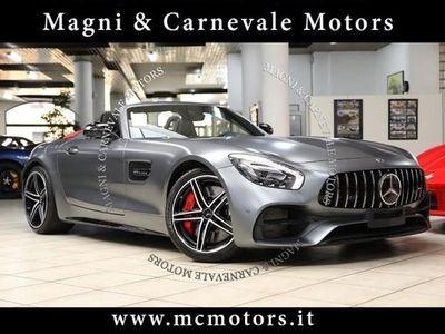 usado Mercedes AMG GT C cabrio - iva esposta - amg night pack esterno