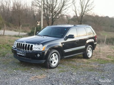 used Jeep Cherokee Gran3.0crd pronta CONSEGNA