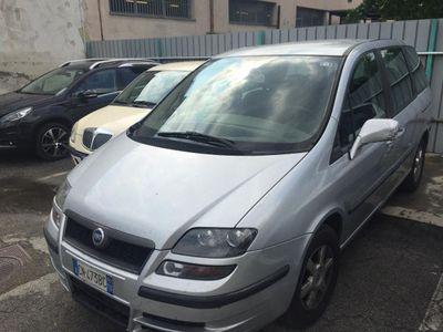 used Fiat Ulysse 2.0 JTD 109CV 7 POSTI MOTORE PERFETTO