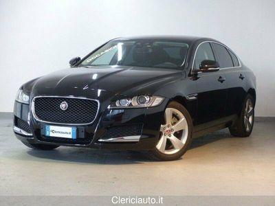 usata Jaguar XF 2.0 D 180 CV aut. Prestige