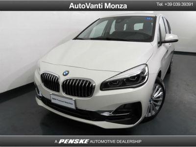usata BMW 218 Gran Tourer d Luxury