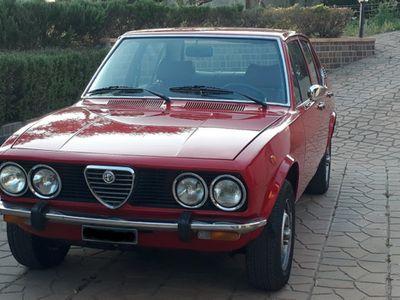 brugt Alfa Romeo Alfetta - Anni 70