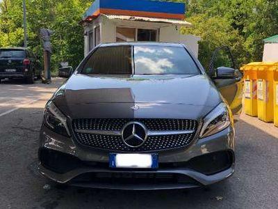 begagnad Mercedes A200 d Premium