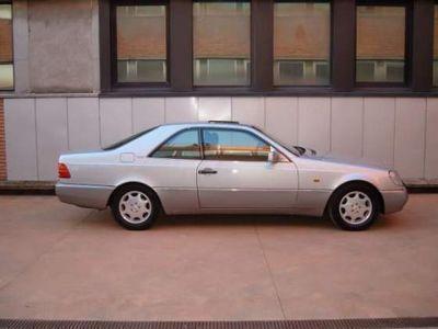 używany Mercedes 600 SEC cat