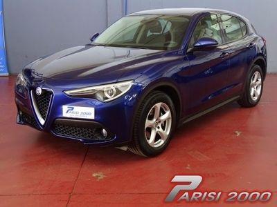 used Alfa Romeo Stelvio Stelvio2.2 Turbodiesel 180 CV AT8 RWD Super usato