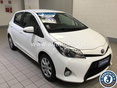 usata Toyota Yaris YARIS1.5 hybrid Lounge+ 5p