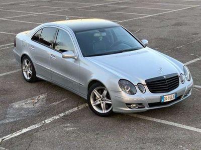 usata Mercedes E320 CDI cat EVO Avantgarde Sport