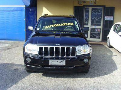 usata Jeep Grand Cherokee 3.0 V6 CRD 218cv 4X4 LIMITED KM CERTIFICATI