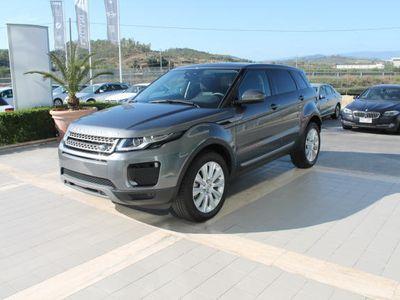 usata Land Rover Range Rover evoque 2.0 TD4 150 CV 5p. Pure AWD Aut. Navi Cam Tetto