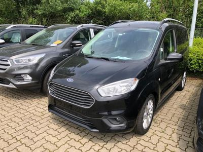 used Ford Tourneo Titanium - Shz/pdc/gra/bluetooth 1.0l Ecoboost ...