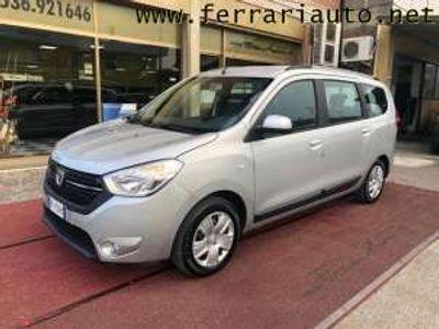 usata Dacia Lodgy 1.6 100CV Start&Stop GPL 7 Posti