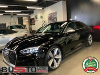 usata Audi RS5 SPB EXCLUSIVE + CARBOCERAMICI KM0 Benzina