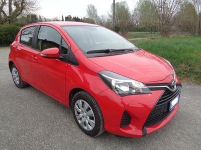 "usata Toyota Yaris 1.0 5 porte Trend ""Red Edition"""