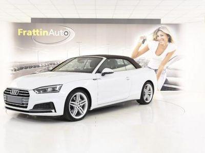 usata Audi A5 Cabriolet 2.0 TDI 190CV QUATTRO S TRONIC SPORT