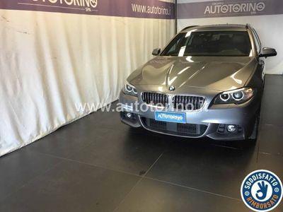 usata BMW 525 SERIE 5 TOURING d touring xdrive Msport auto E6