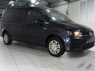 used VW Caddy Maxi Trendline 7-sitzer Navi