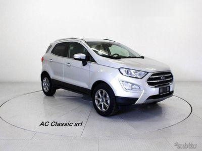 used Ford Ecosport 1.5 TDCi ( 95 cv ) ac classic srl