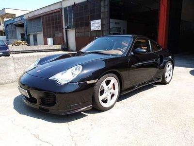 usata Porsche 911 Turbo 996cat Coupé Manuale maniacale