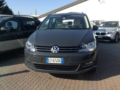 brugt VW Sharan 2.0 TDI Highline Business BlueMot