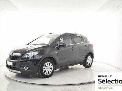 käytetty Opel Mokka 1.7 CDTI Ecotec 130CV 4X2 aut. Cosmo AUTO - NAVI