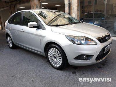 brugt Ford Focus 2.0 145cv 5p. bz.- gpl titanium benzina/gpl