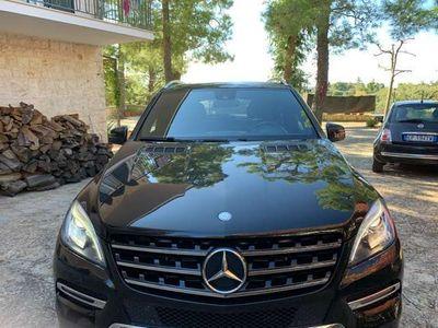 usata Mercedes ML250 BlueTEC 4Matic Sport