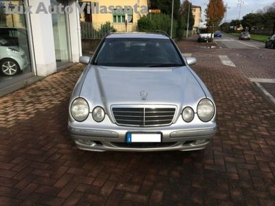 usata Mercedes E220 Classe E (W/S210)CDI cat S.W. Elegance