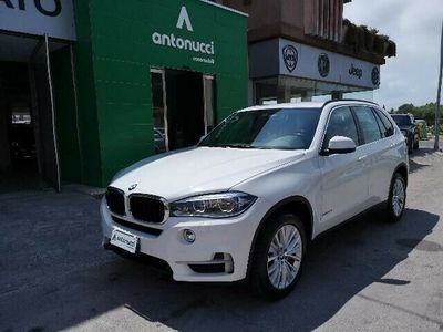 used BMW X5 sDrive25d Experience